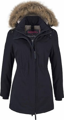 Superdry Outdoorjacke 'HODDED MICROFIBRE PARKA'