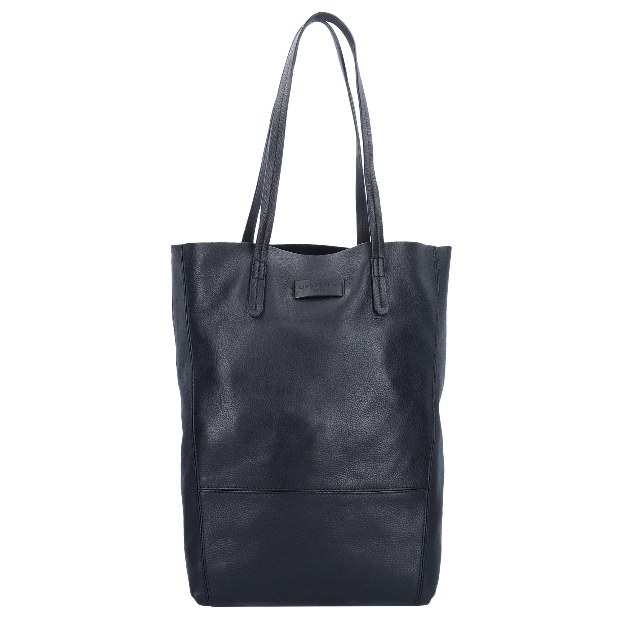 Nákupní taška ToteME9 černá Liebeskind Berlin
