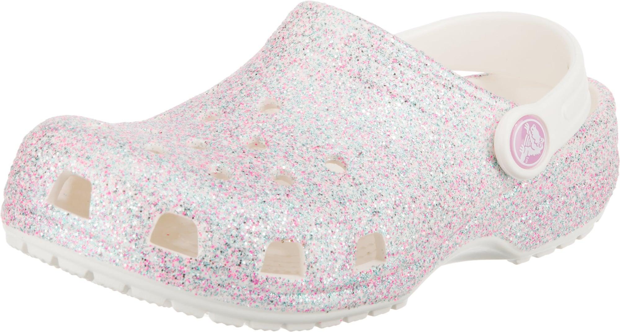 Crocs Atviri batai balta / mišrios spalvos