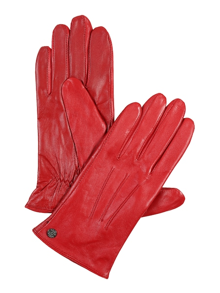 Handschuhe - Handschuhe 'Smart Classic Nappa' › ROECKL › rot  - Onlineshop ABOUT YOU