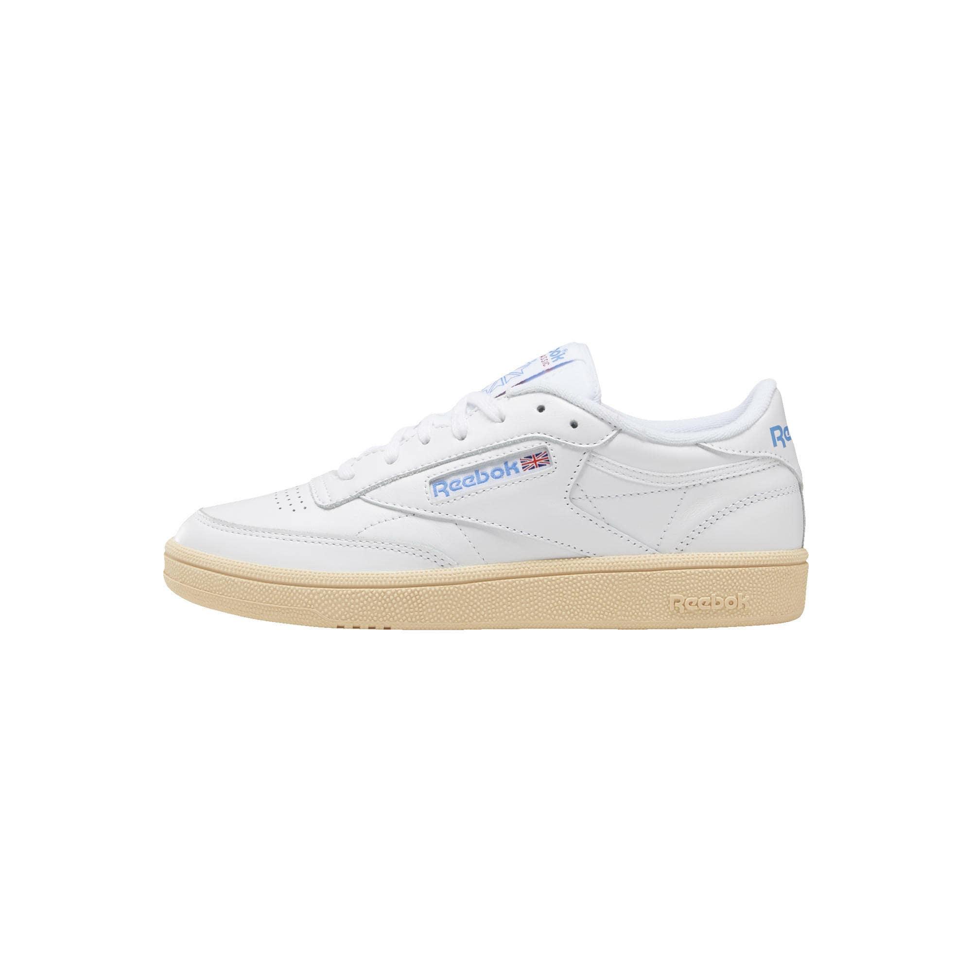 Reebok Classic Sportiniai batai 'Club C' balkšva