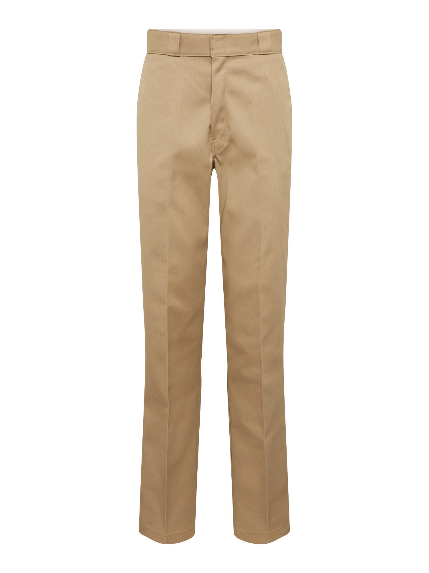 Kalhoty s puky béžová DICKIES