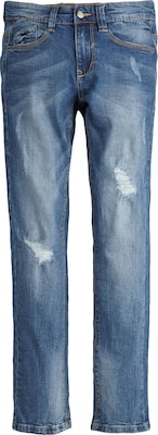 S.Oliver Junior Seattle Slim: Used-Jeans