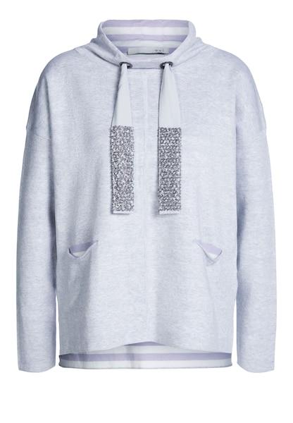 Oberteile für Frauen - OUI Pullover graumeliert  - Onlineshop ABOUT YOU