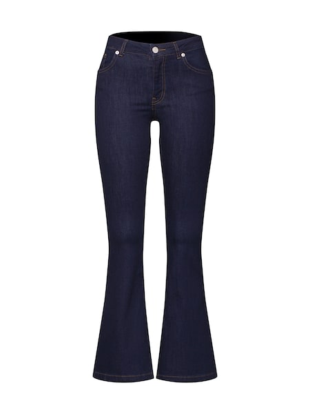 Hosen - Jeans 'NW FLARE' › WHY7 › blue denim  - Onlineshop ABOUT YOU