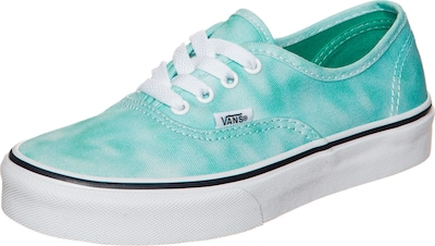 VANS Authentic Tie Dye Sneaker Kinder