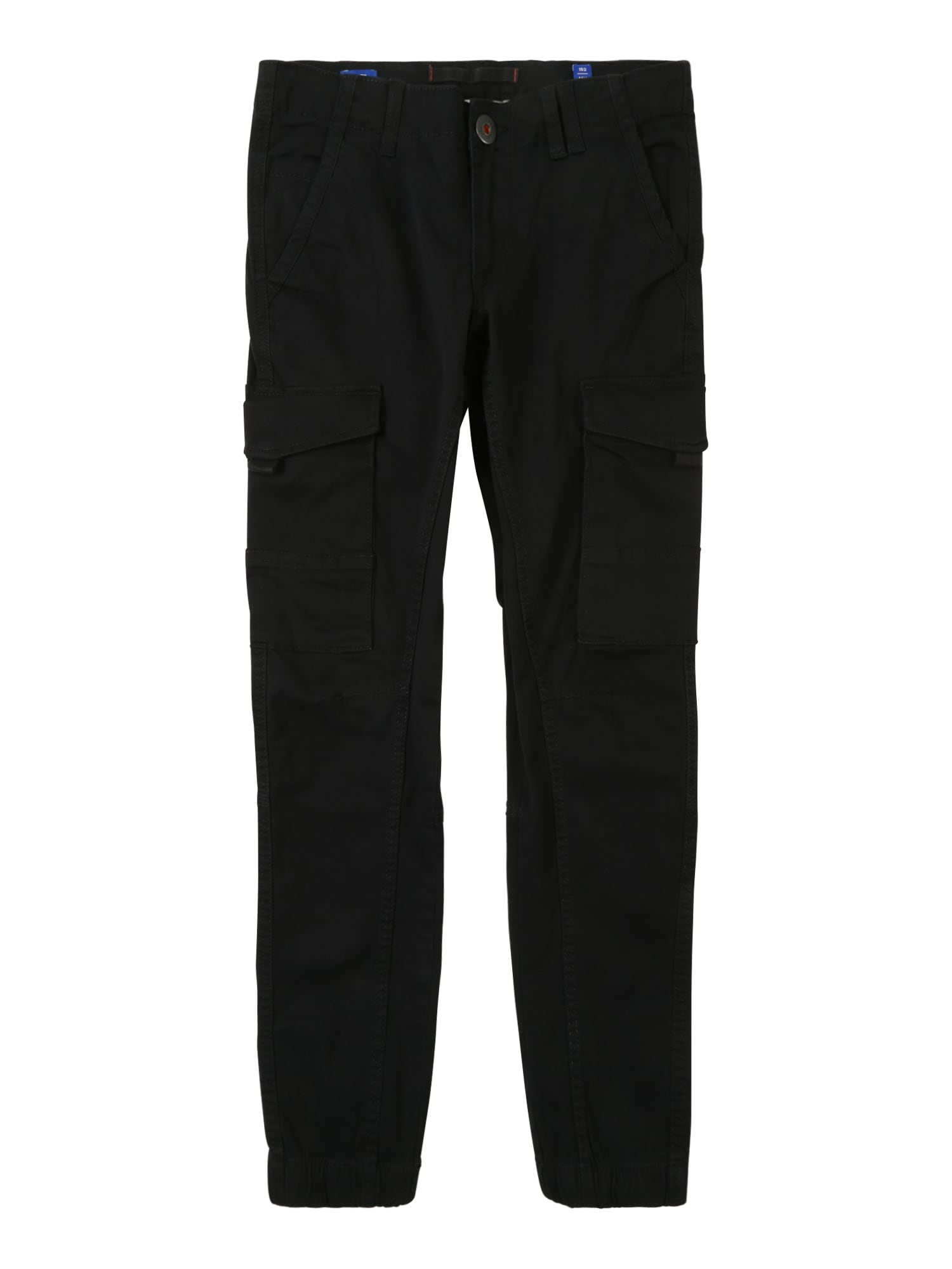 Jack & Jones Junior Kelnės 'Paul Flake Akm' juoda