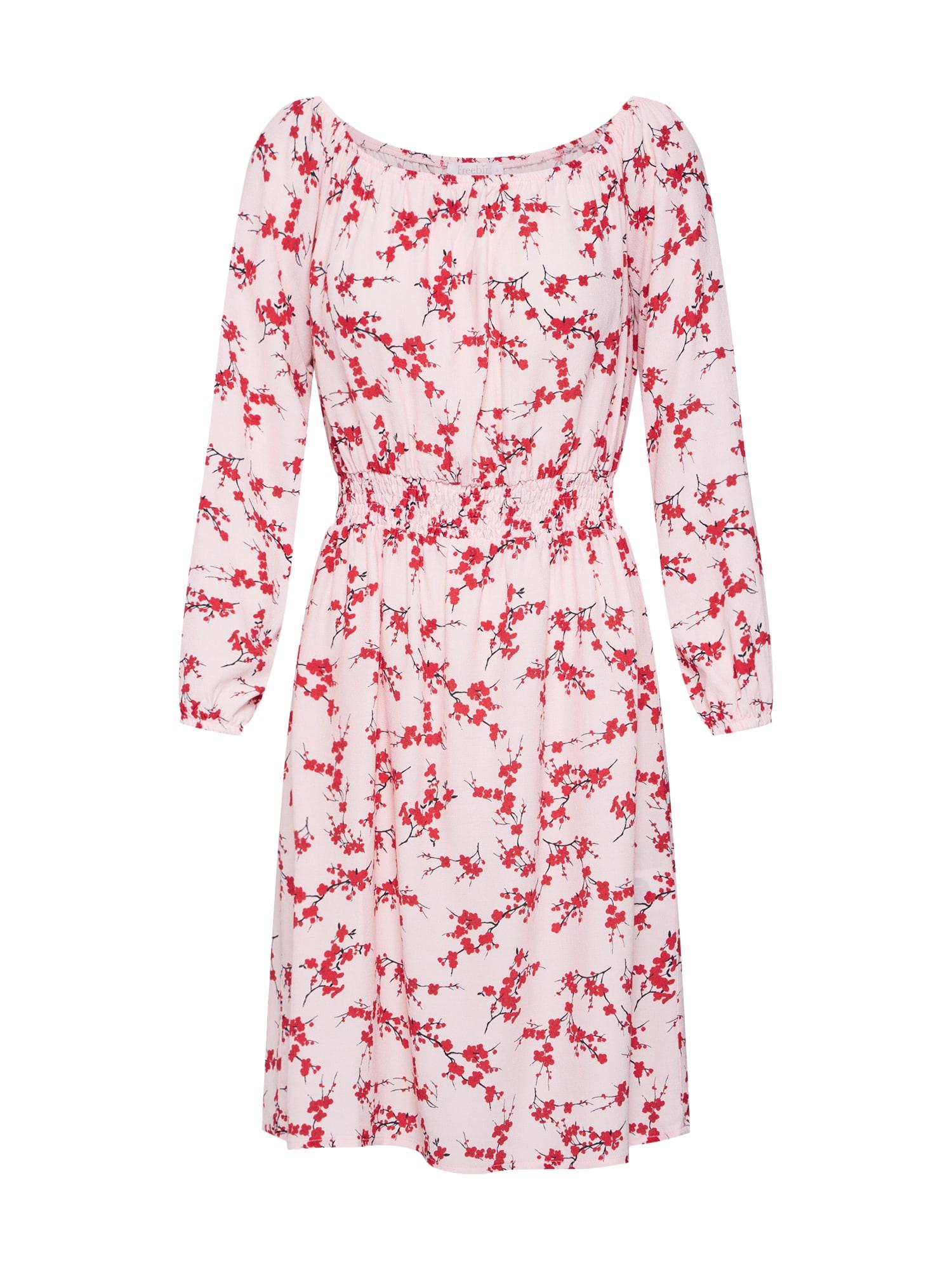 Šaty růžová červená Freebird