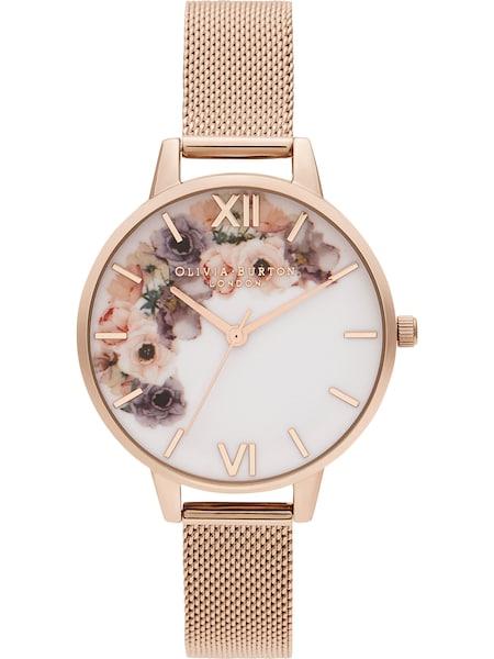 Uhren für Frauen - Uhr › Olivia Burton › rosé weiß  - Onlineshop ABOUT YOU