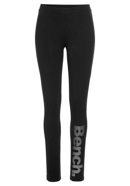 Hosen - Leggings › Bench › grau schwarz  - Onlineshop ABOUT YOU