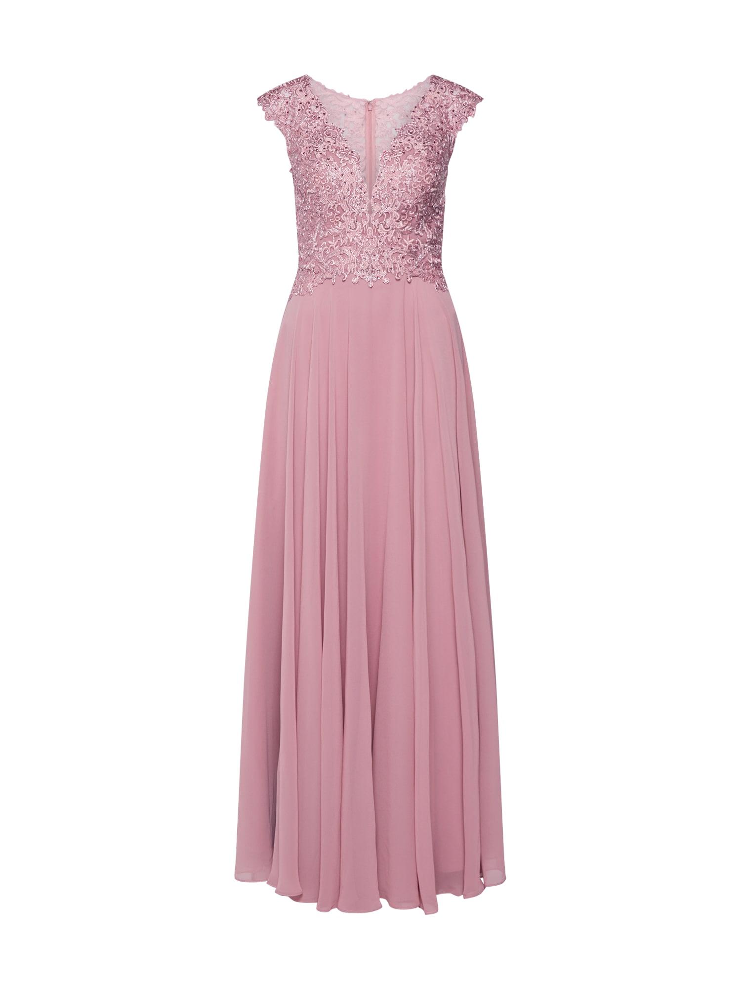LUXUAR Vakarinė suknelė rožinė
