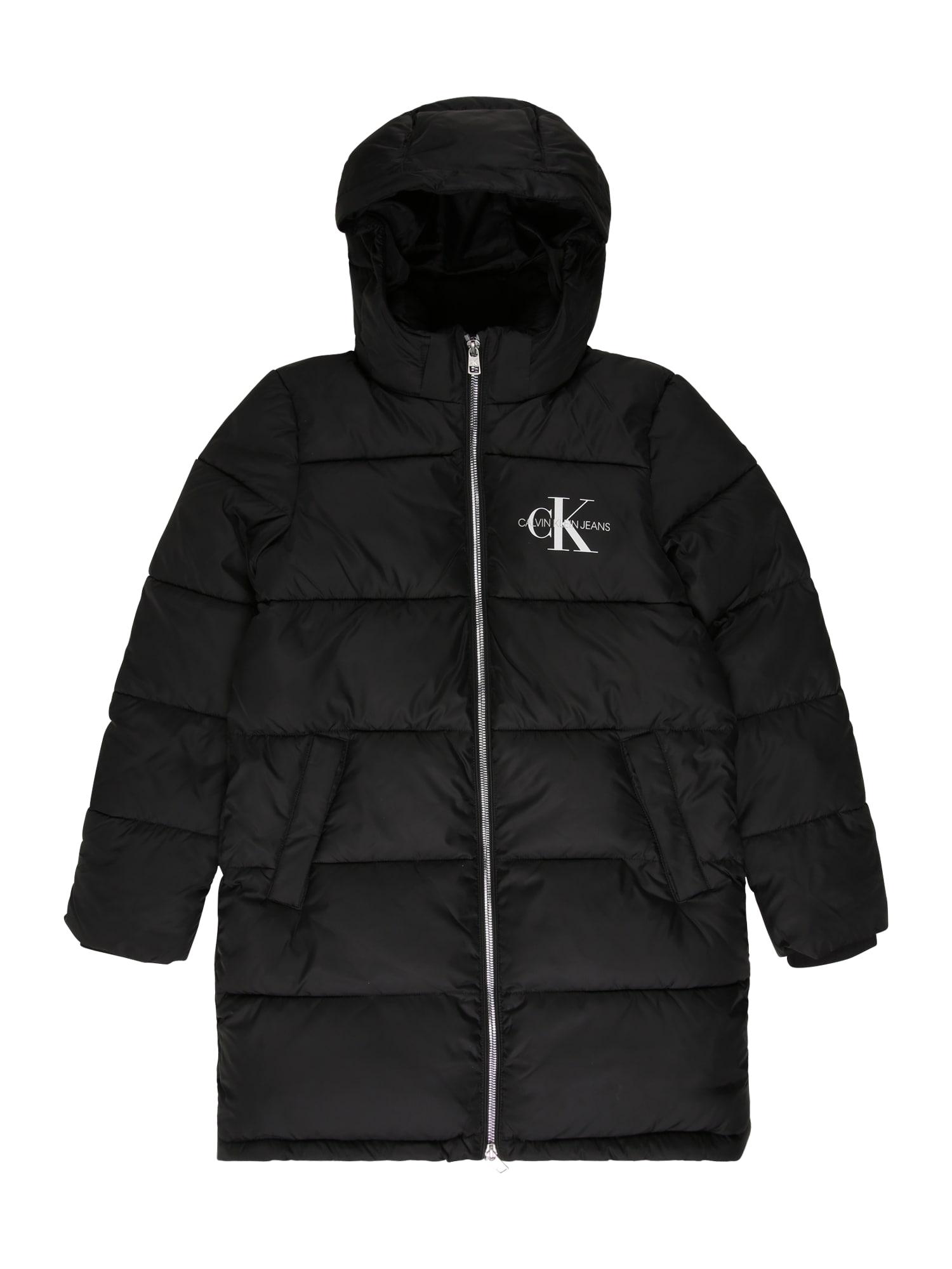 Calvin Klein Jeans Paltas 'Essential' juoda