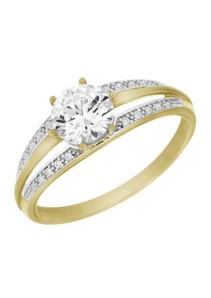 Ringe für Frauen - FIRETTI Goldring gold  - Onlineshop ABOUT YOU