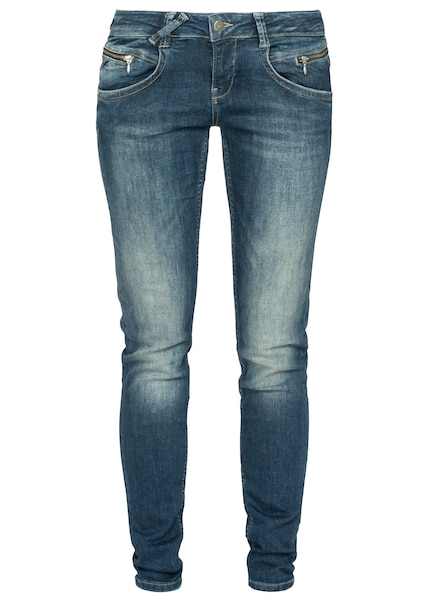 Hosen - Jeans 'Maria' › Miracle of Denim › marine  - Onlineshop ABOUT YOU