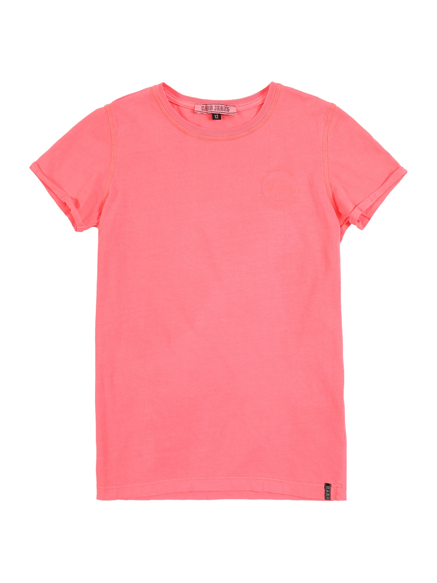 Cars Jeans Marškinėliai 'KIDS IRVY TS' neoninė rožinė