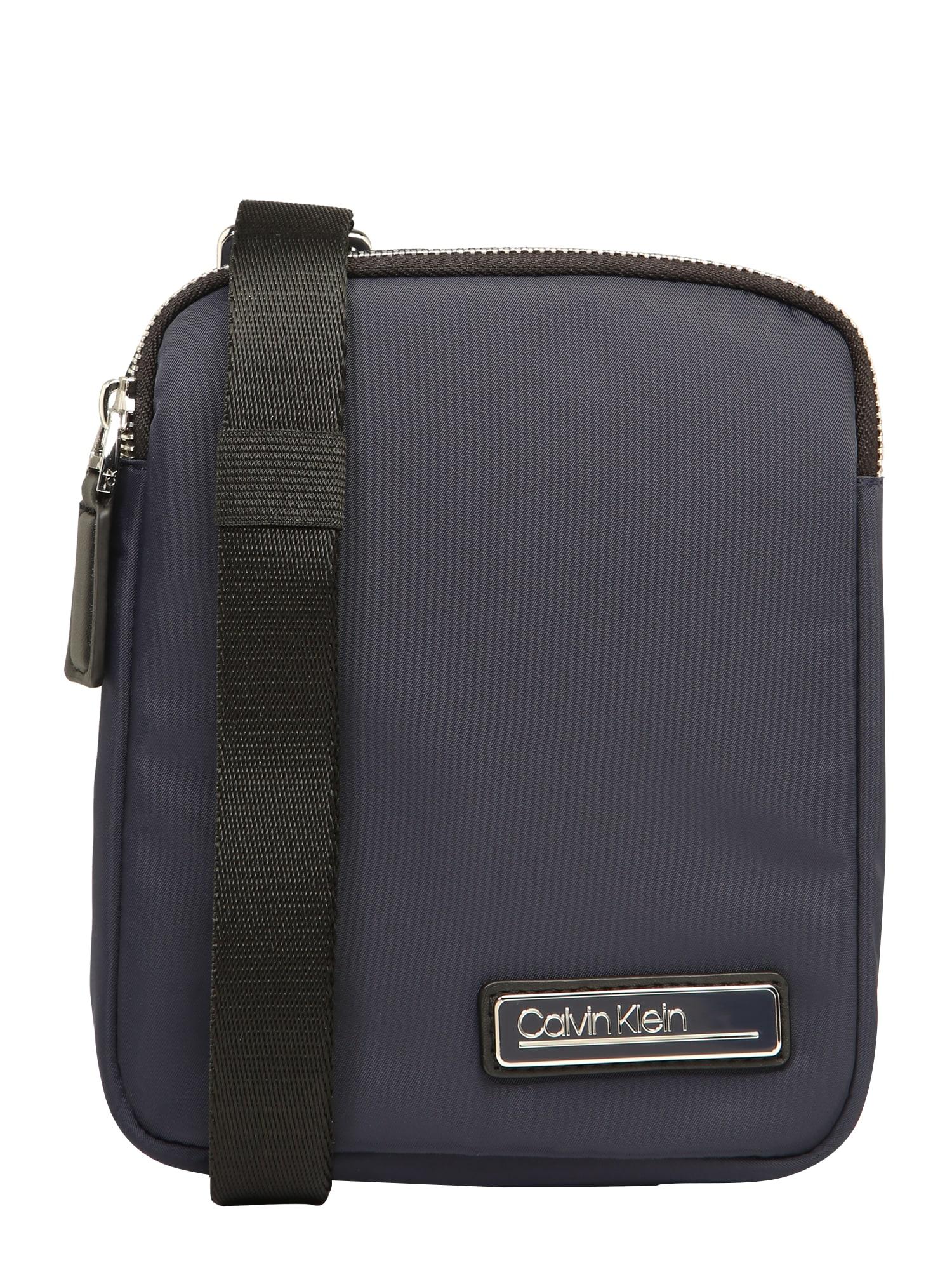 Calvin Klein Taška cez rameno 'PRIMARY'  námornícka modrá