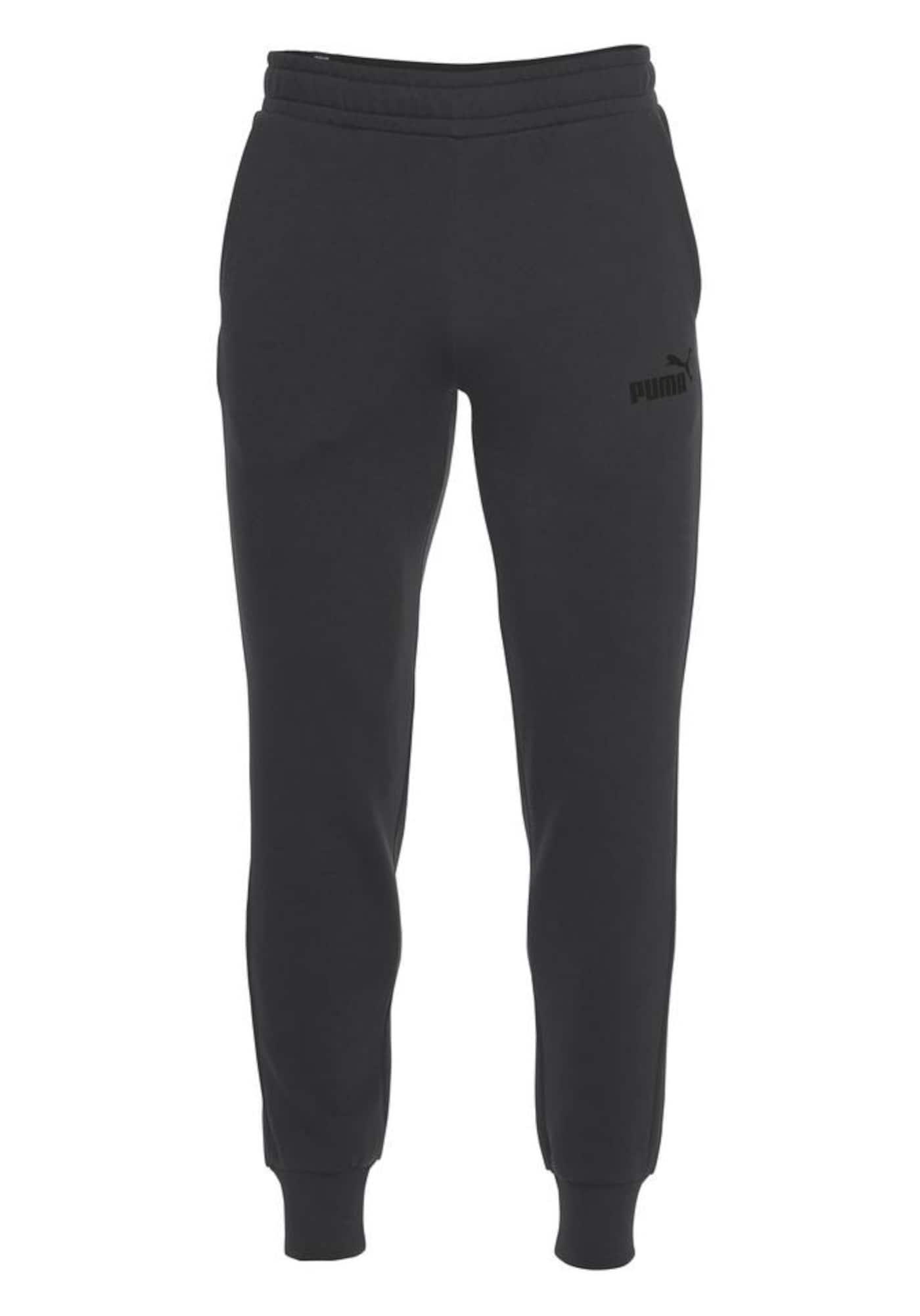 PUMA Sportinės kelnės antracito