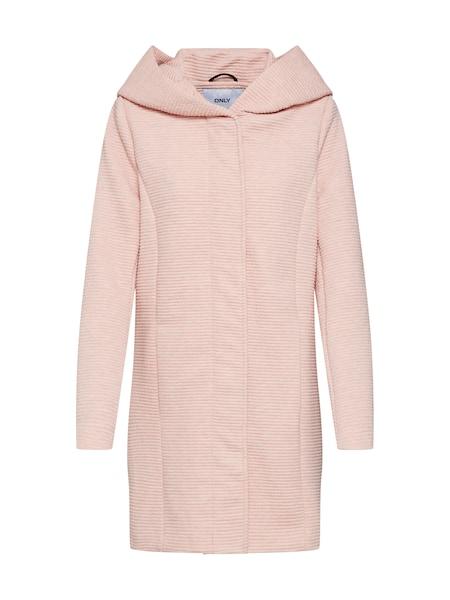 Jacken für Frauen - ONLY Mantel 'Sedona' rosa  - Onlineshop ABOUT YOU