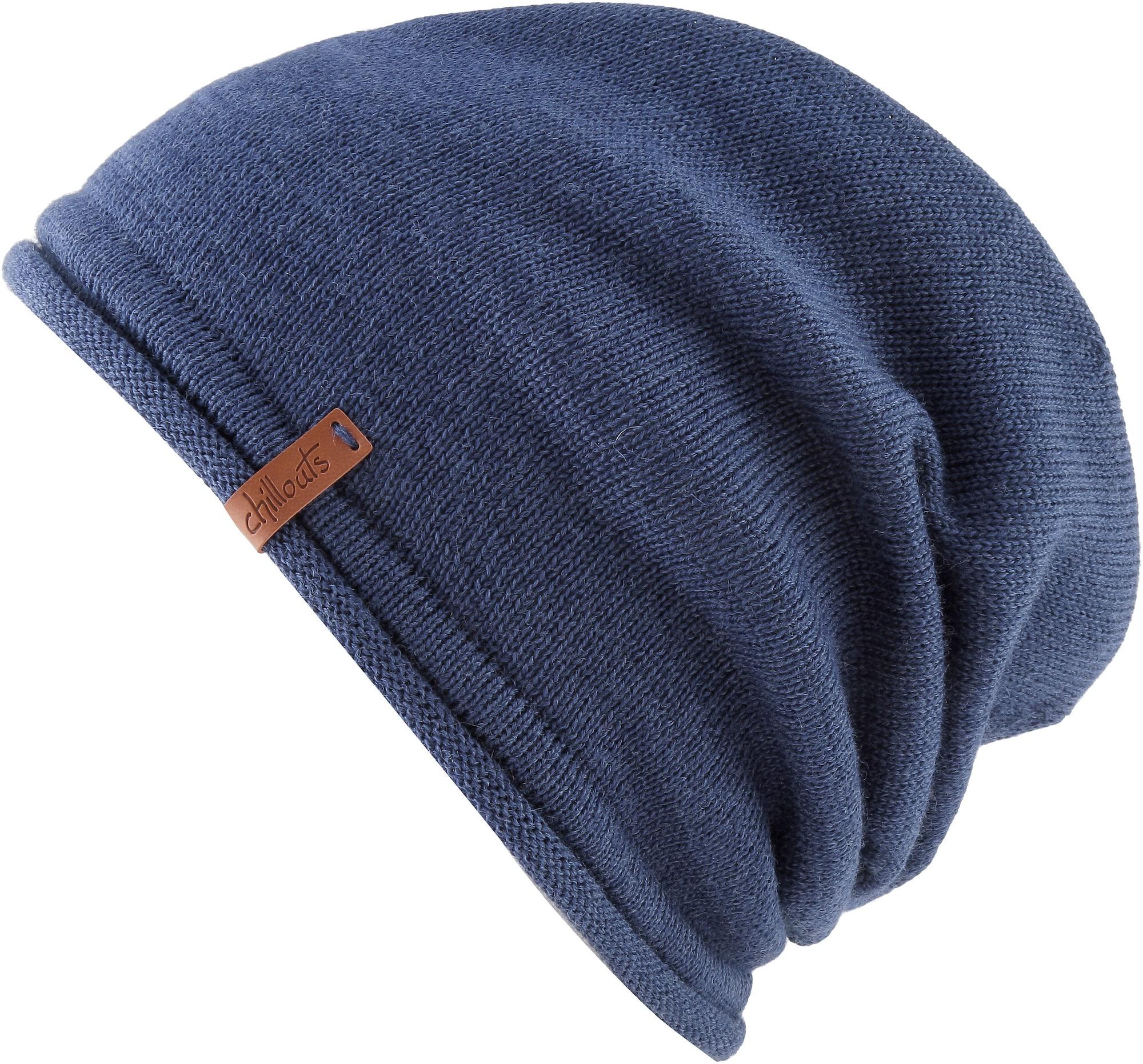 chillouts Megzta kepurė 'Leicester' mėlyna
