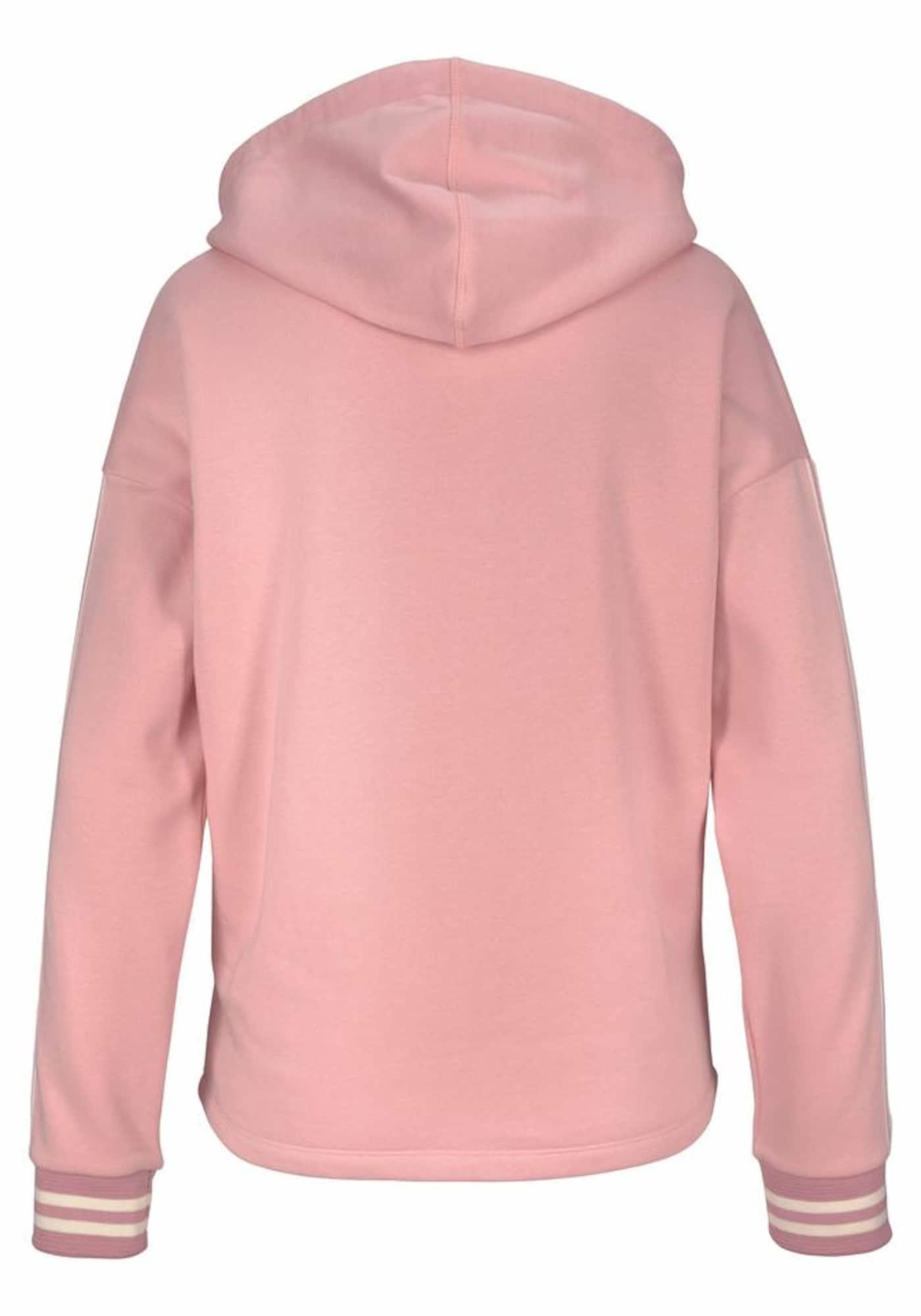 BENCH Megztinis be užsegimo šviesiai rožinė