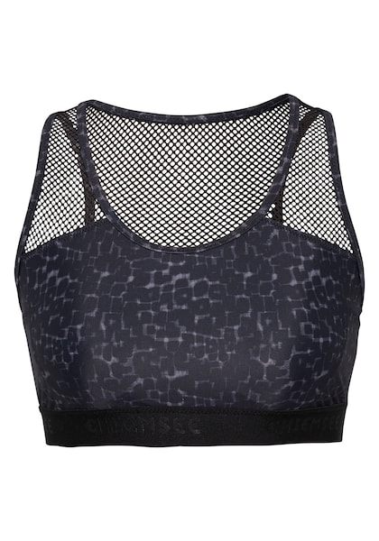 Sportmode - Sport BH 'SILVER LAKE 1 Sport Bra' › Chiemsee › grau anthrazit  - Onlineshop ABOUT YOU