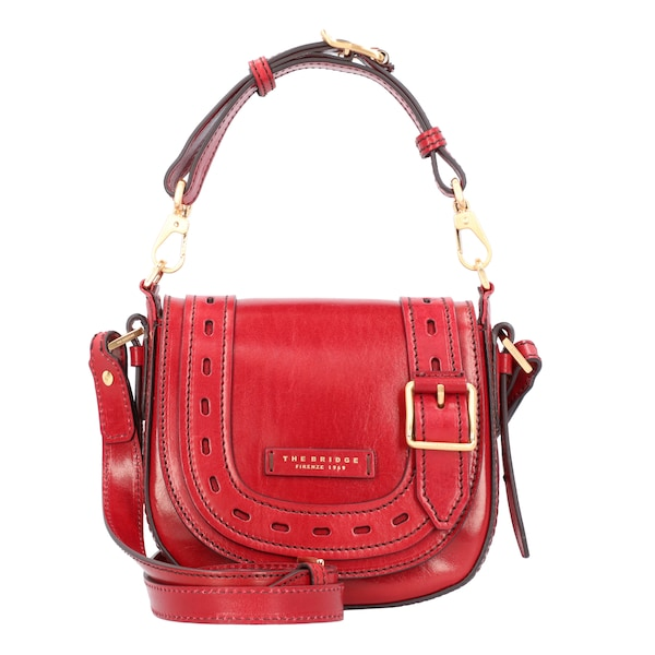 Handtaschen - Handtasche 'Calimala', 20cm › The Bridge › rot  - Onlineshop ABOUT YOU
