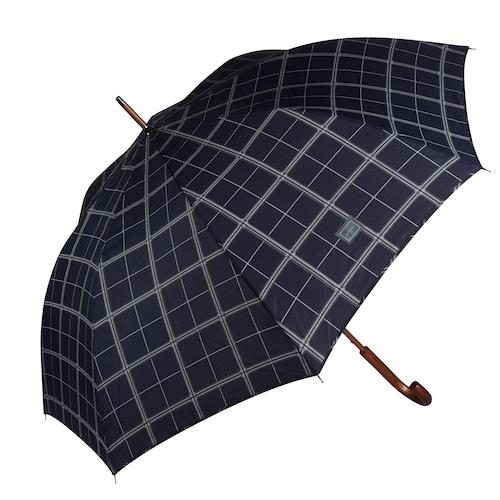 Regenschirme für Frauen - SAMSONITE Accessoires Stockschirm 97,5 cm nachtblau rauchgrau  - Onlineshop ABOUT YOU