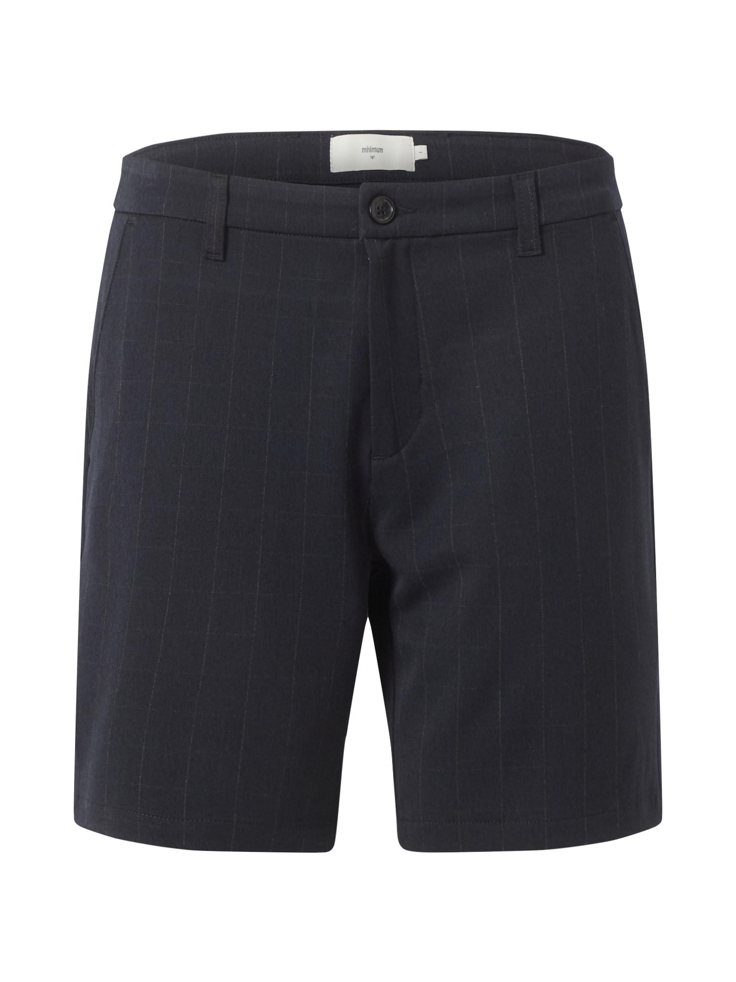 minimum Chino stiliaus kelnės 'Ceasar 7078' tamsiai mėlyna