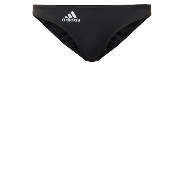 Bademode - Bikinihose › adidas performance › schwarz weiß  - Onlineshop ABOUT YOU