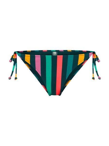 Bademode - Bikinihose 'Sunkissed' › Shiwi › rot grün pink  - Onlineshop ABOUT YOU