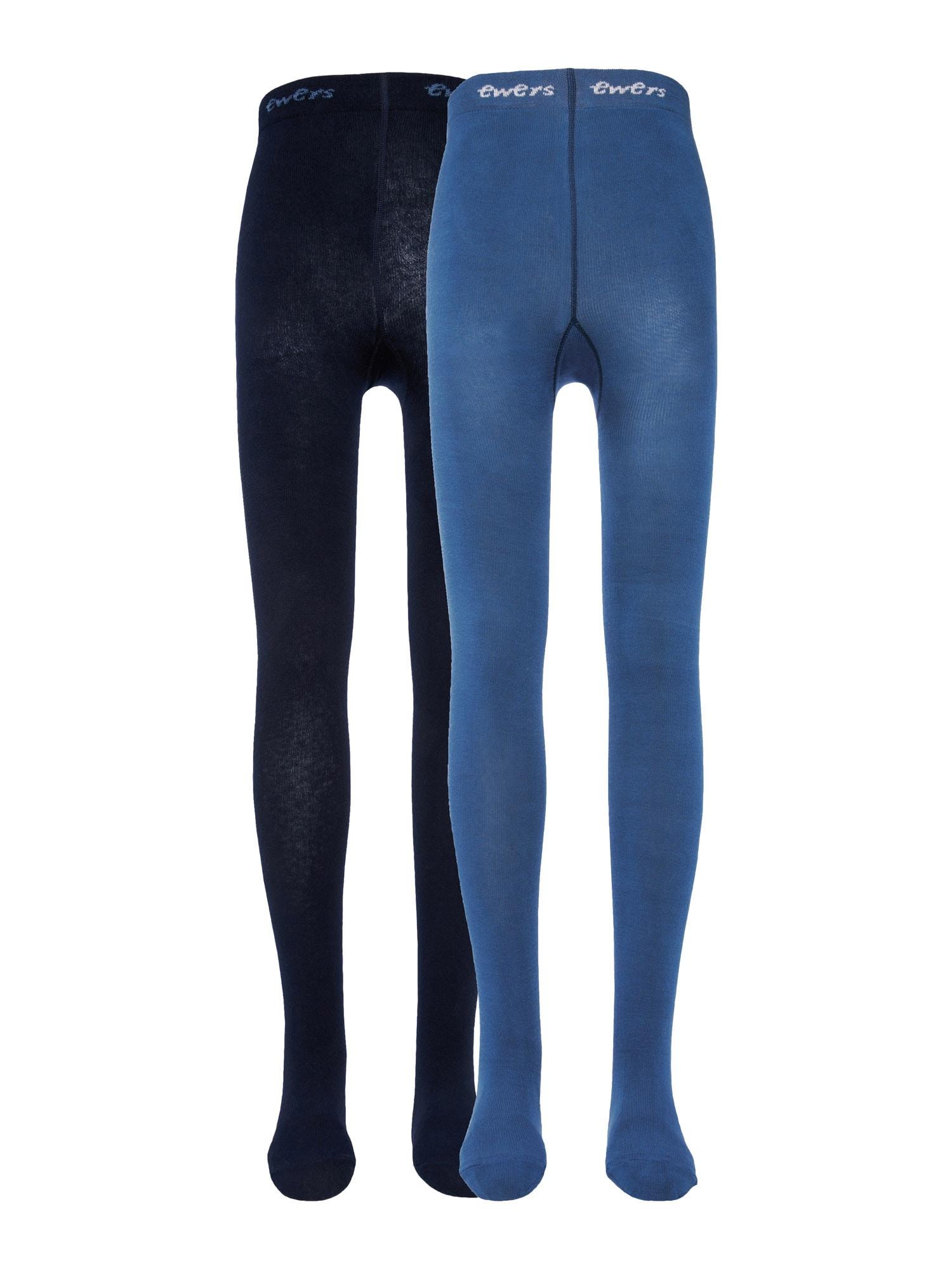 EWERS Pančuchy  námornícka modrá / tmavomodrá