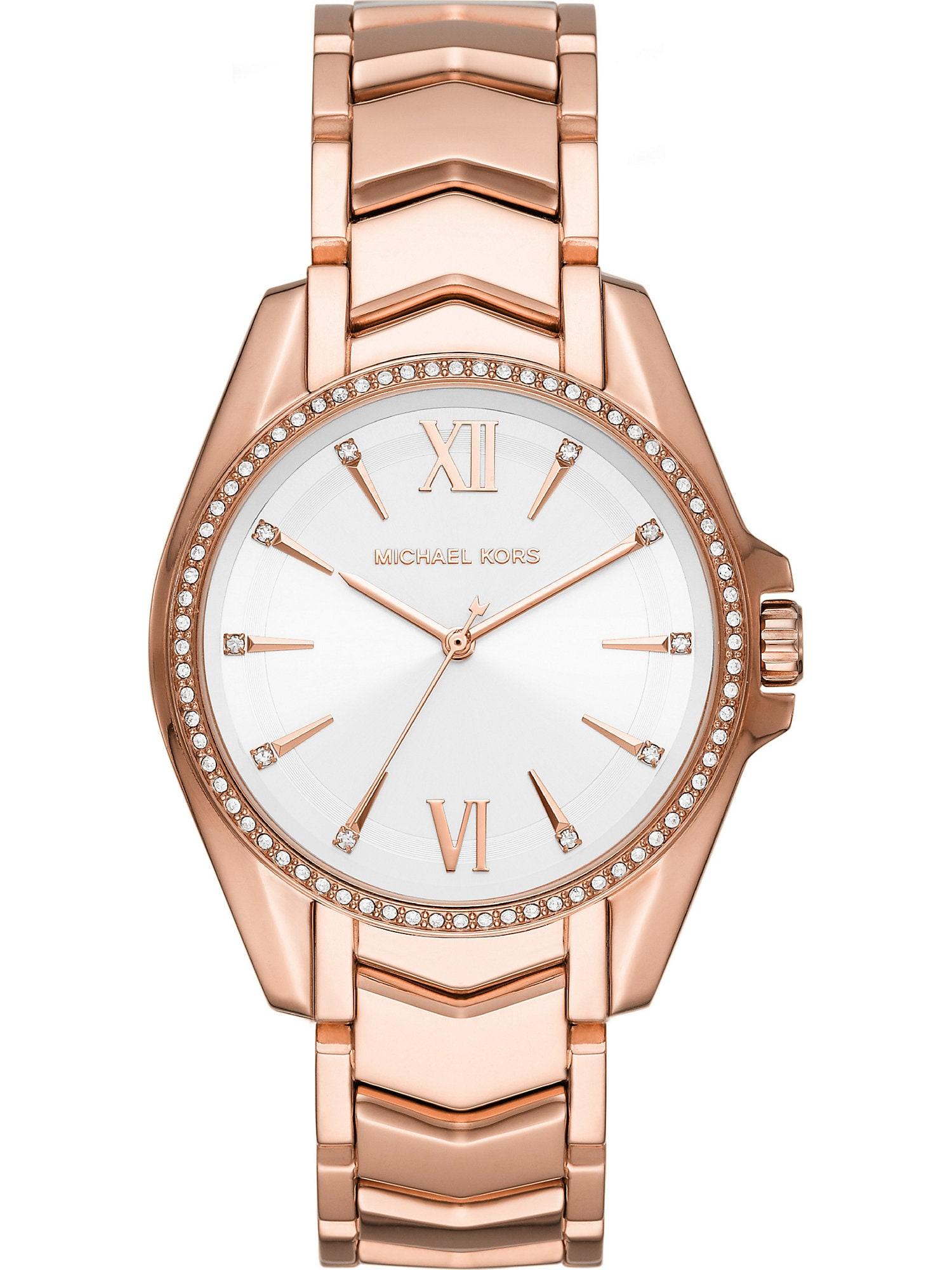 Michael Kors Analoginis (įprasto dizaino) laikrodis ' ' rožinio aukso spalva