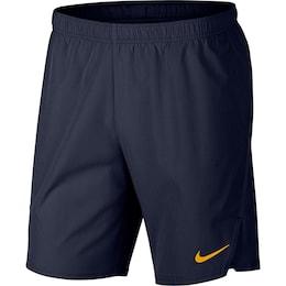 Herren NIKE Tennisshorts NY Shared FLX Ace Short 9 blau | 00885179403018