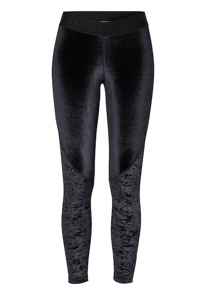 Hosen für Frauen - Leggings 'BEL AIR Leggings' › Chiemsee › schwarz  - Onlineshop ABOUT YOU