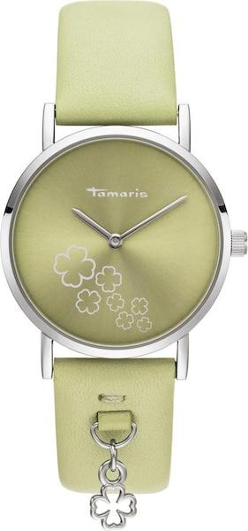 Uhren für Frauen - Uhr 'Bente, TW077' › tamaris › schilf silber  - Onlineshop ABOUT YOU