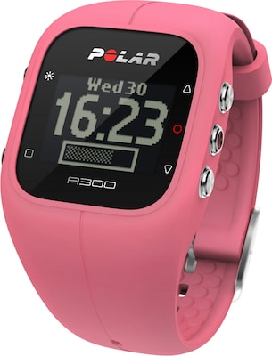 POLAR Fitness Activity Tracker 'A300 Sorbet Pink'