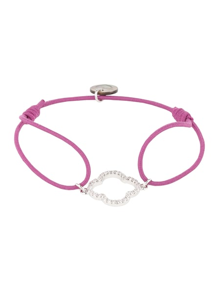 Armbaender für Frauen - Lua Accessories Armband 'Floris' dunkellila  - Onlineshop ABOUT YOU