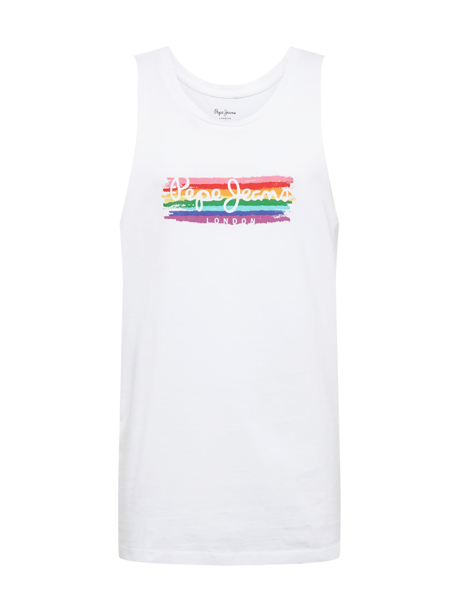 Pepe Jeans Tričko 'Rustin'  zmiešané farby / biela