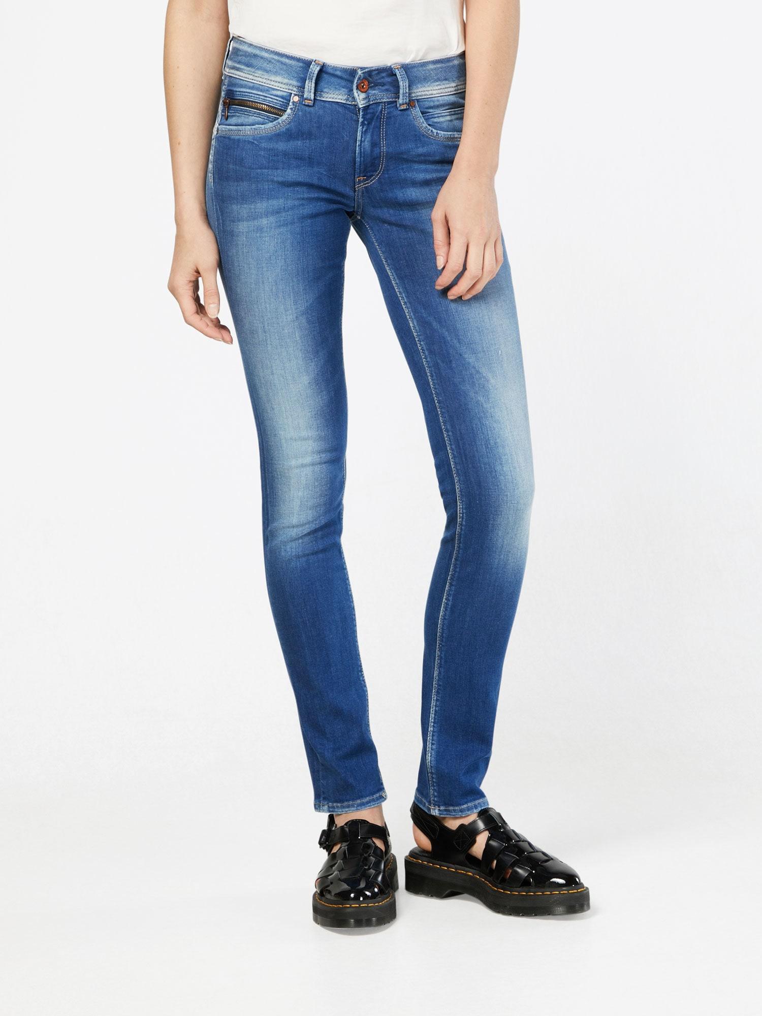 Pepe Jeans Jeans 'New Brooke'  blå