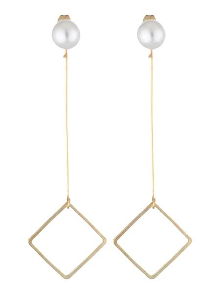Ohrringe für Frauen - Sweet Deluxe Ohrringe 'Tjorven' gold  - Onlineshop ABOUT YOU
