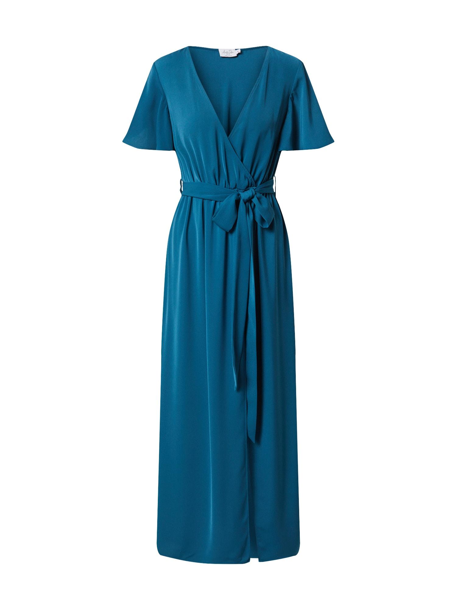 NA-KD Kokteilinė suknelė benzino spalva