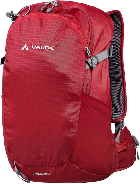 Rucksaecke für Frauen - VAUDE Trek Trail Wizard 18 4 Rucksack 46 cm bordeaux  - Onlineshop ABOUT YOU