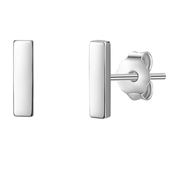 Ohrringe für Frauen - Silberohrstecker › Glanzstücke München › silber  - Onlineshop ABOUT YOU