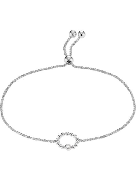 Armbaender für Frauen - CHRIST Armband 'Diamonds' silber  - Onlineshop ABOUT YOU