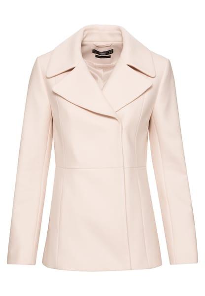 Jacken für Frauen - HALLHUBER Wolljacke creme  - Onlineshop ABOUT YOU