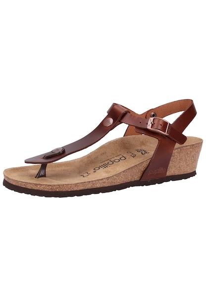 Sandalen für Frauen - PAPILLIO Sandalen 'Ashley' karamell  - Onlineshop ABOUT YOU