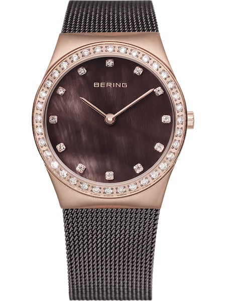 Uhren - Uhr › BERING › braun rosegold  - Onlineshop ABOUT YOU
