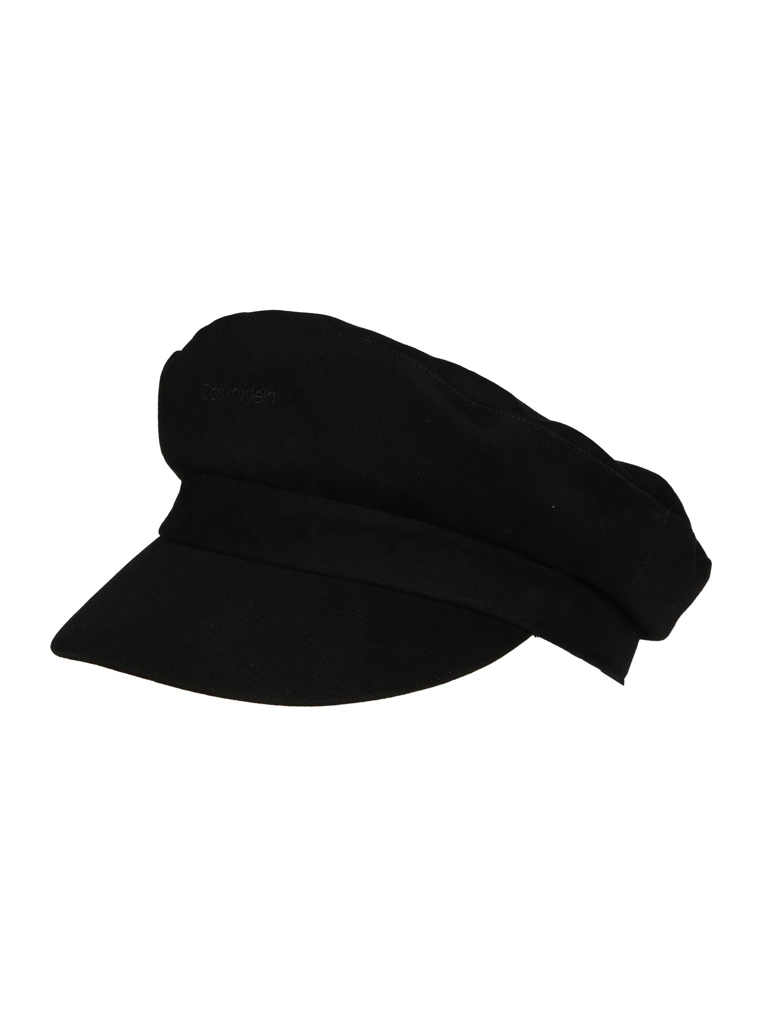 Calvin Klein Skrybėlaitė juoda