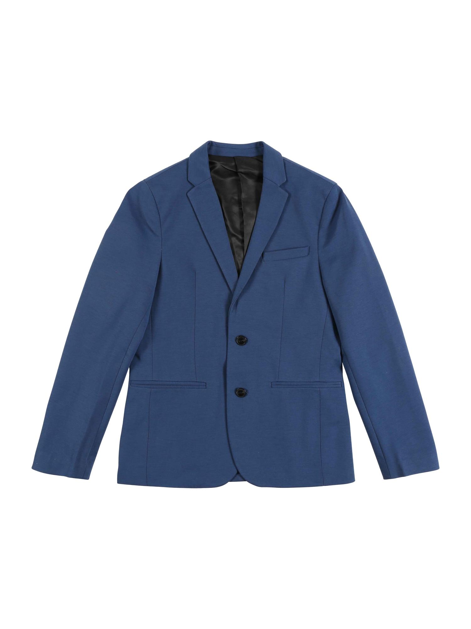 Jack & Jones Junior Prechodná bunda 'Steven'  modré