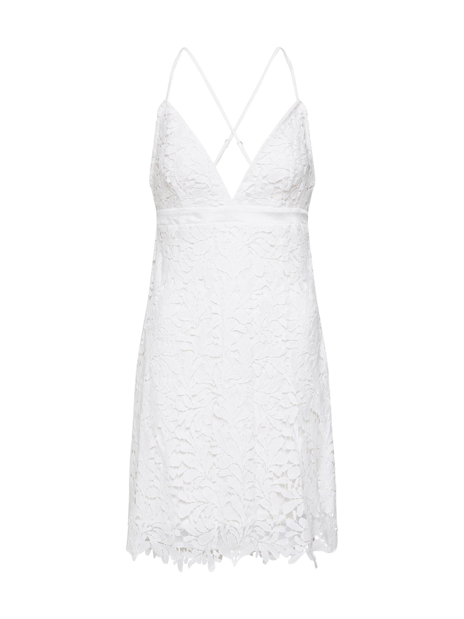 VILA Vasarinė suknelė balta